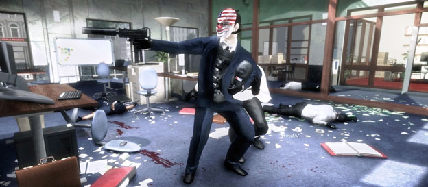 PAYDAY: The Heist Screenshot