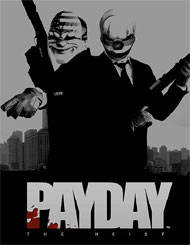 PAYDAY: The Heist Box Art
