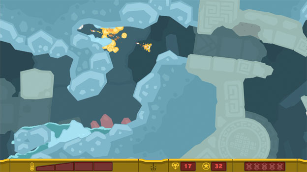 PixelJunk Shooter 2 Screenshot