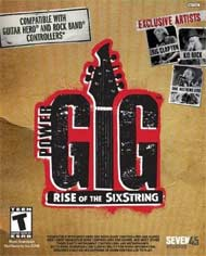 Power Gig: Rise of the SixString box art