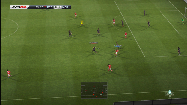 Pro Evolution Soccer 2013 Screenshot