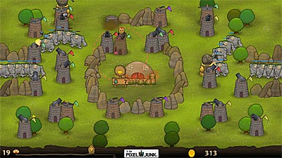 PixelJunk Monsters Encore screenshot