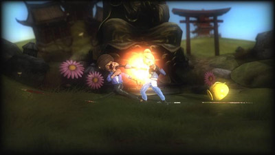 Rag Doll Kung Fu: Fists of Plastic screenshot