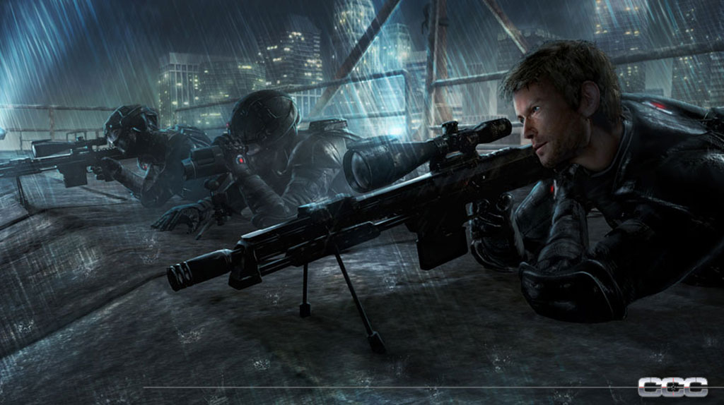Tom Clancy's Rainbow 6: Patriots Preview For PlayStation 3
