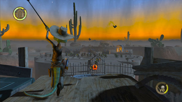 Rango Screenshot