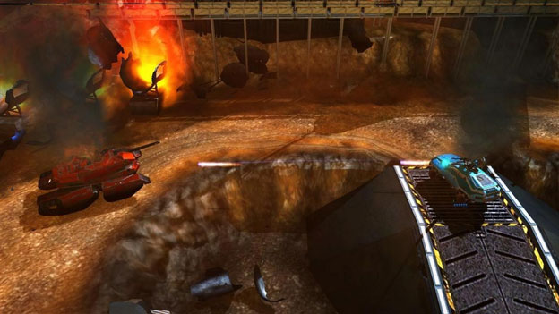 Red Faction: Battlegrounds Screenshot