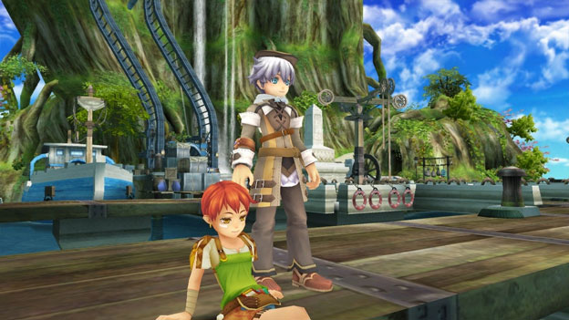 Rune Factory: Tides of Destiny Review for PlayStation 3 (PS3