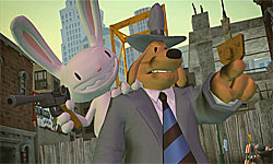 Sam & Max: The Devil's Playhouse - Episode 1: The Penal Zone screenshot