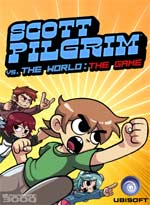 Scott Pilgrim Vs. the World box art