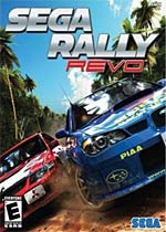 Sega Rally Revo box art