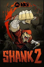 Shank 2 Box Art