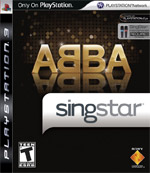 SingStar ABBA box art