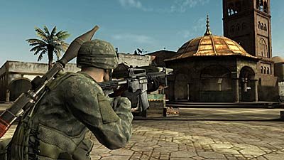 SOCOM: Confrontation screenshot