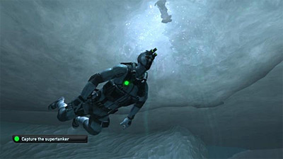 Tom Clancy's Splinter Cell Double Agent screenshot