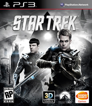 Star Trek: The Video Game Box Art