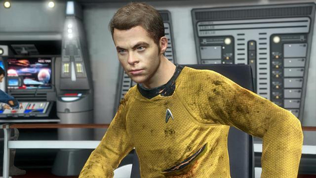 Star Trek: The Video Game Screenshot