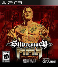 Supremacy MMA Box Art