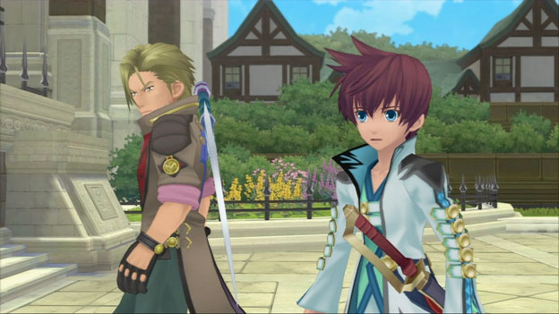 Tales of Graces f Screenshot