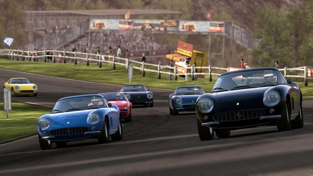 Test Drive: Ferrari Racing Legends Screenshot