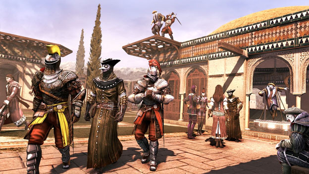 Assassin's Creed: Brotherhood - The Da Vinci Disappearance Screenshot