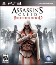 Assassin's Creed: Brotherhood - The Da Vinci Disappearance Box Art
