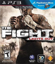 The Fight: Lights Out Box Art