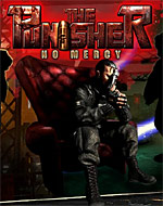 The Punisher: No Mercy box art