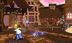 The Simpsons screenshot
