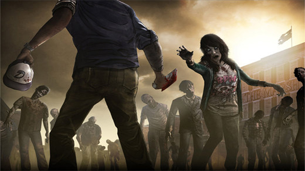 The Walking Dead: Episode 5 - No Time Left Screenshot