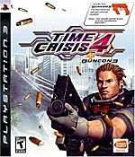 Time Crisis 4 box art