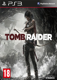 Tomb Raider Box Art