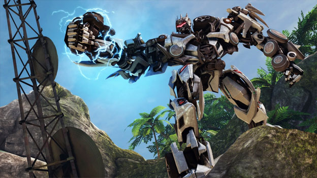Transformers: Dark of the Moon – Stealth Force Edition Screenshot