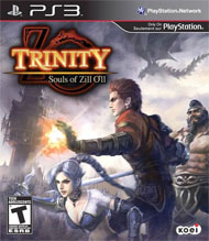 Trinity: Souls of Zill O'll Box Art