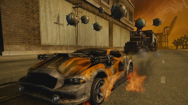 Twisted Metal Screenshot