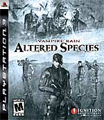 Vampire Rain: Altered Species box art