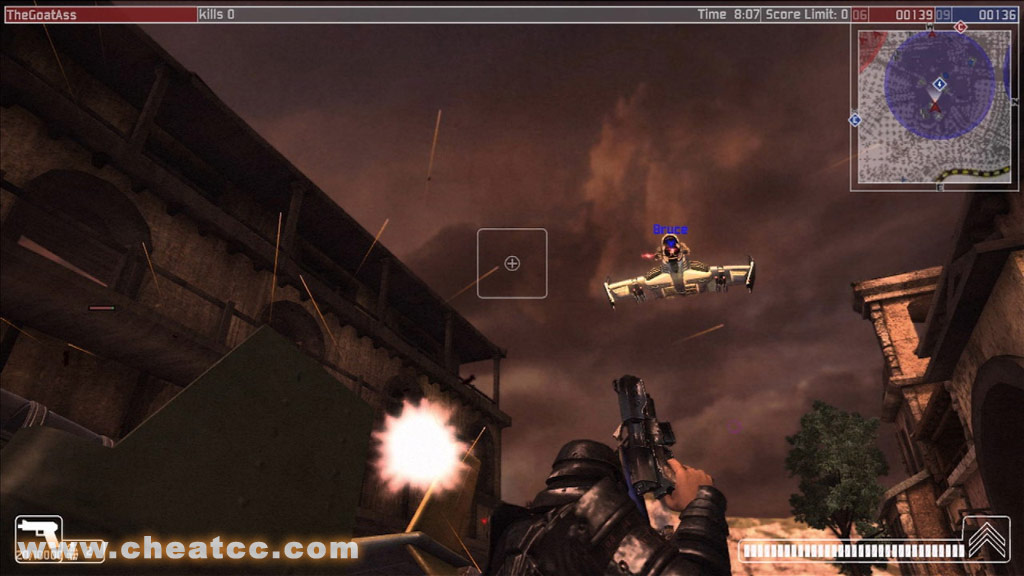 Warhawk Review for PlayStation 3