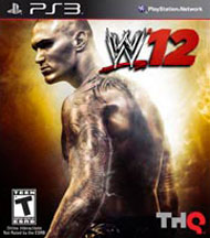 WWE '12 Box Art