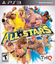 WWE All-Stars Box Art