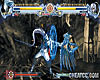 BlazBlue: Calamity Trigger Portable screenshot - click to enlarge