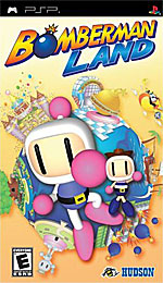 Bomberman Land box art