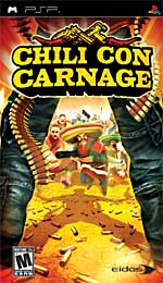 Chili con Carnage box art