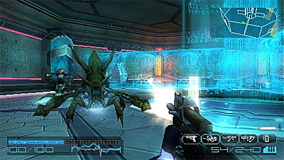 Coded Arms: Contagion screenshot