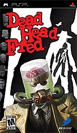 Dead Head Fred box art