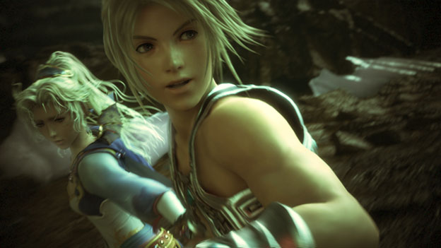 Dissidia 012 Duodecim Final Fantasy Screenshot