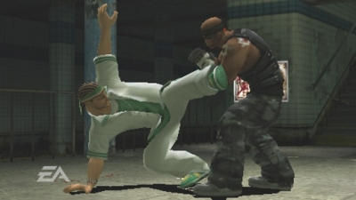 Def Jam: Fight For NY: The Takeover screenshot
