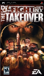 Def Jam: Fight For NY: The Takeover box art