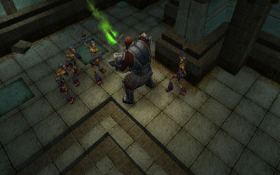 Dungeon Seige: Throne Of Agony screenshot