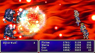 Final Fantasy II (Anniversary Edition) screenshot