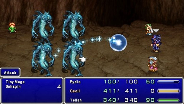Final Fantasy IV Complete Collection Screenshot