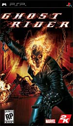 Ghost Rider box art